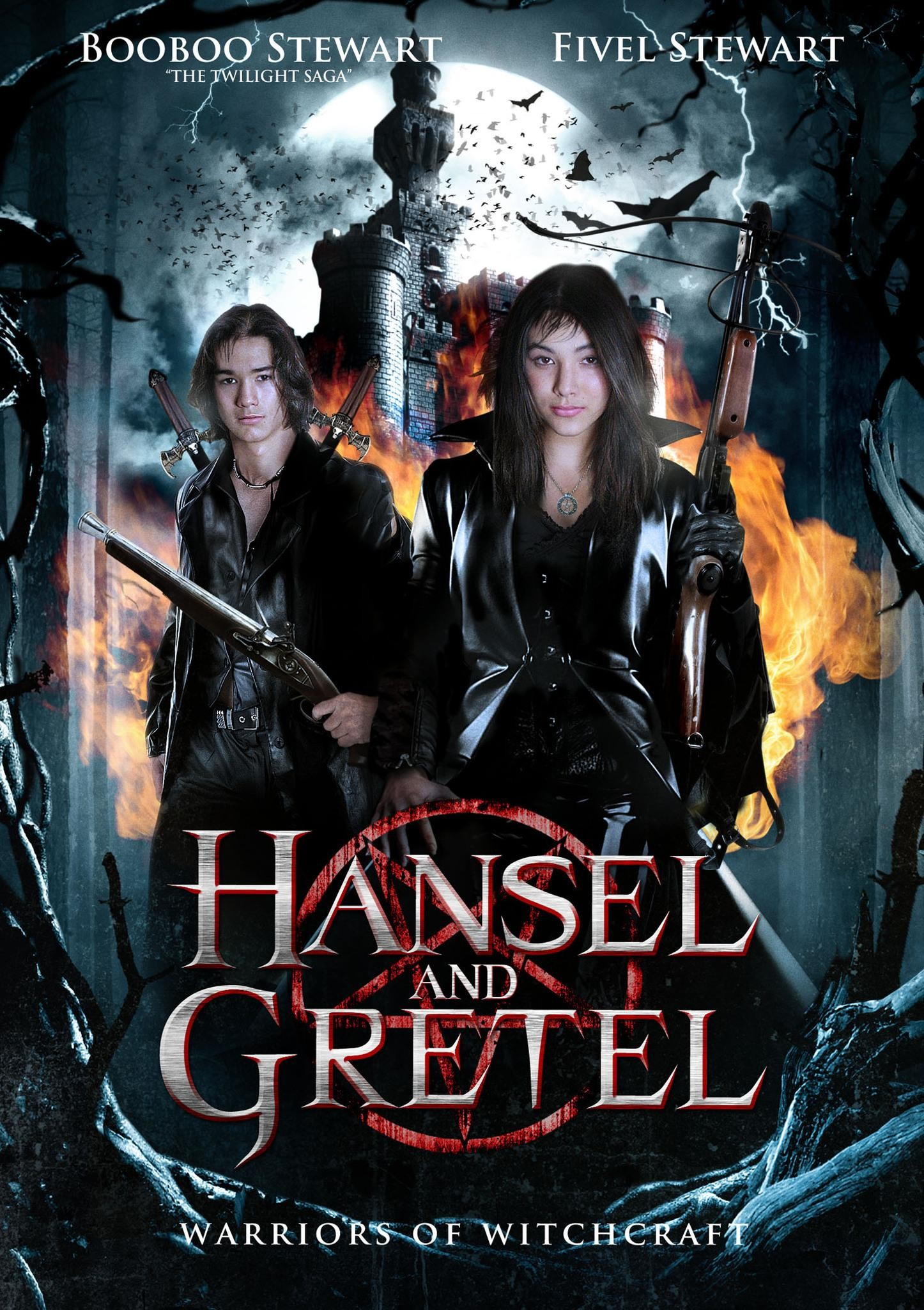 <b>Hansel</b> &amp; <b>Gretel</b> : Warriors of Witchcraft