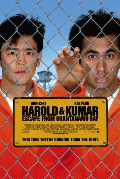 Harold et Kumar s'évadent de Guantanamo [DVDRiP][FRENCH] [MULTI]