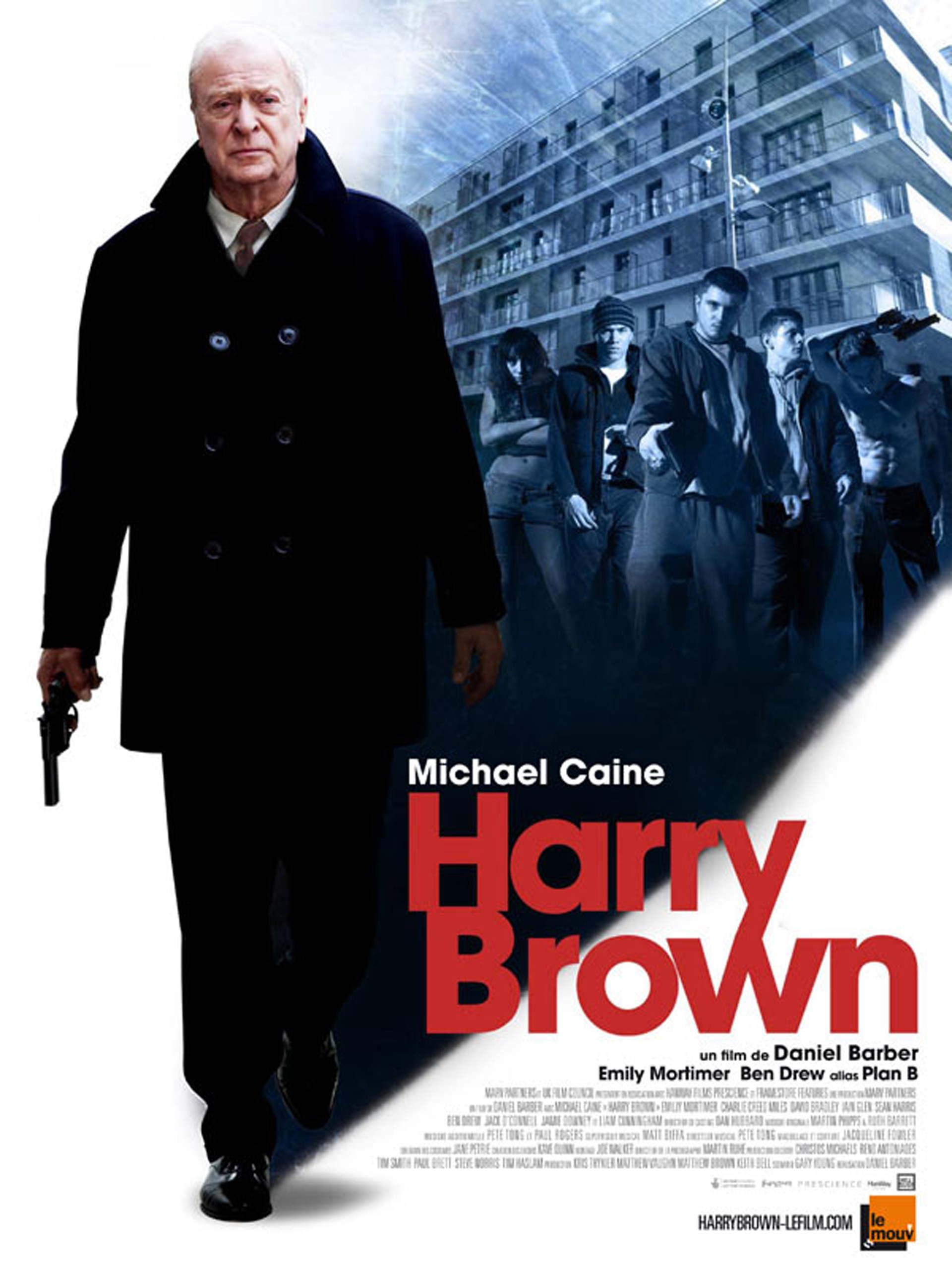 Harry Brown [FRENCH] [720p BluRay]