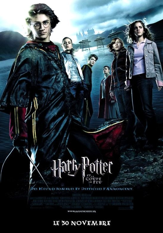 Affiche et photos harry potter et la coupe de feu - Streaming harry potter et la coupe de feu ...