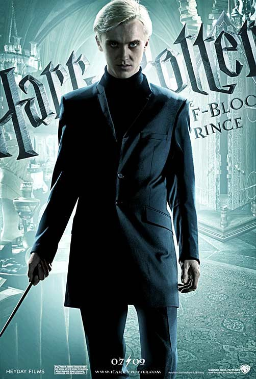 Harry potter 6 6 nouvelles affiches - Harry potter et les portes du temps bande annonce ...
