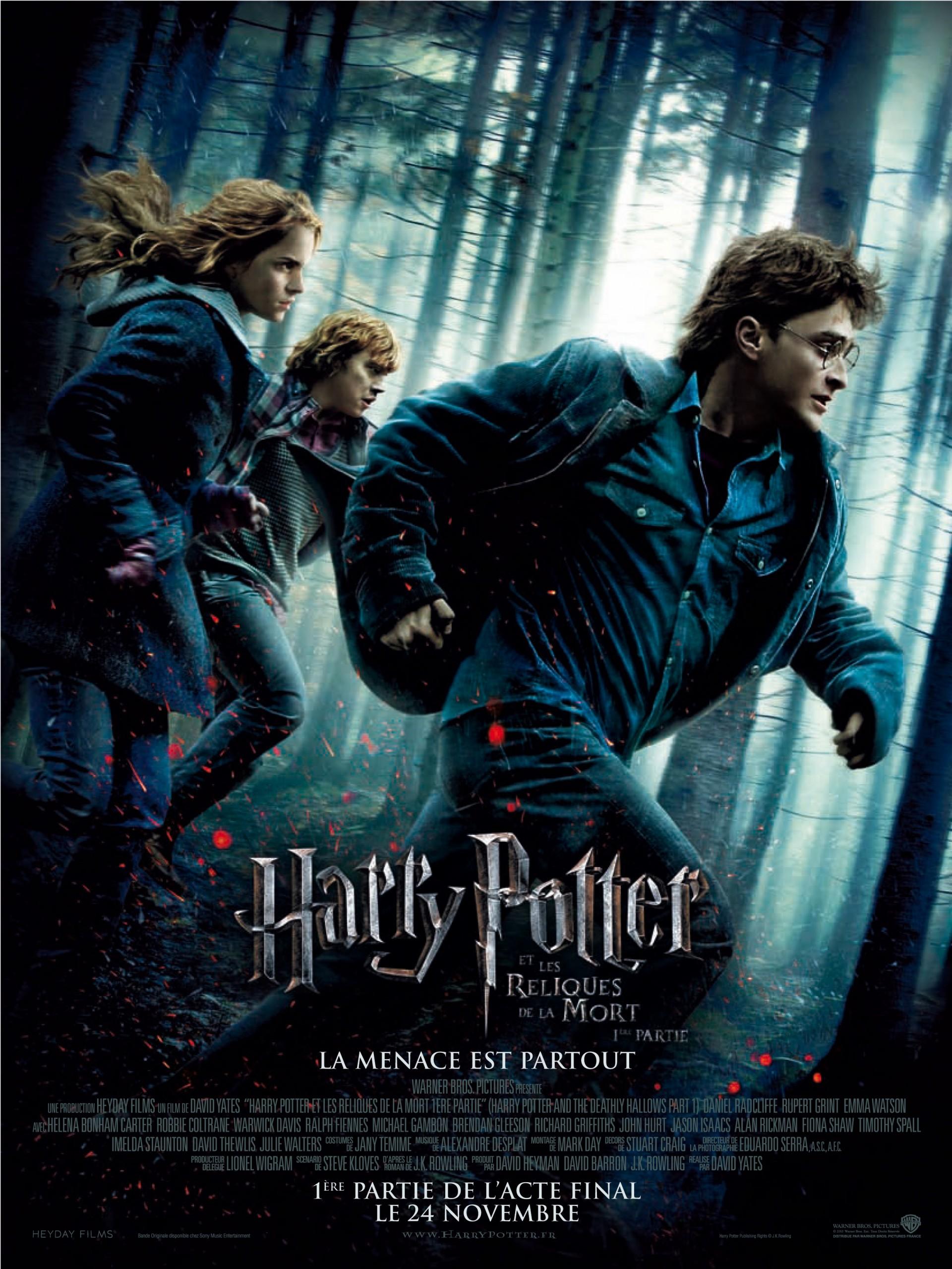 [DF] Harry Potter et les Reliques de la Mort - Partie 1 [DVDRiP]