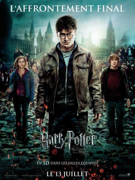 Bande annonce finale d'Harry Potter et les Reliques de la mort Partie 2