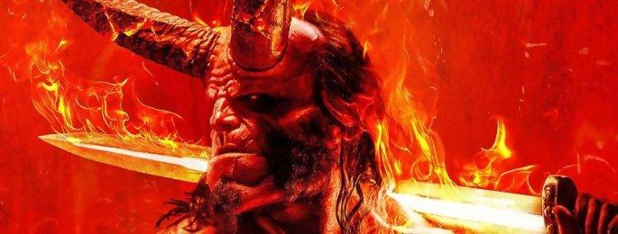 """Hellboy 2019 """"est-il la pire adaptation d'un comic book ever"""" ? Critique qui voit rouge"""