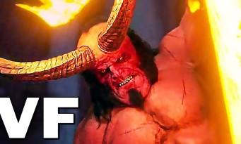HELLBOY Bande Annonce musclée pour le démon badass face à Milla Jovovich