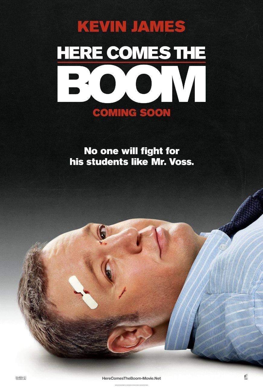 [MULTI] Here Comes The Boom (2012) |TRUEFRENCH| [BRRip]