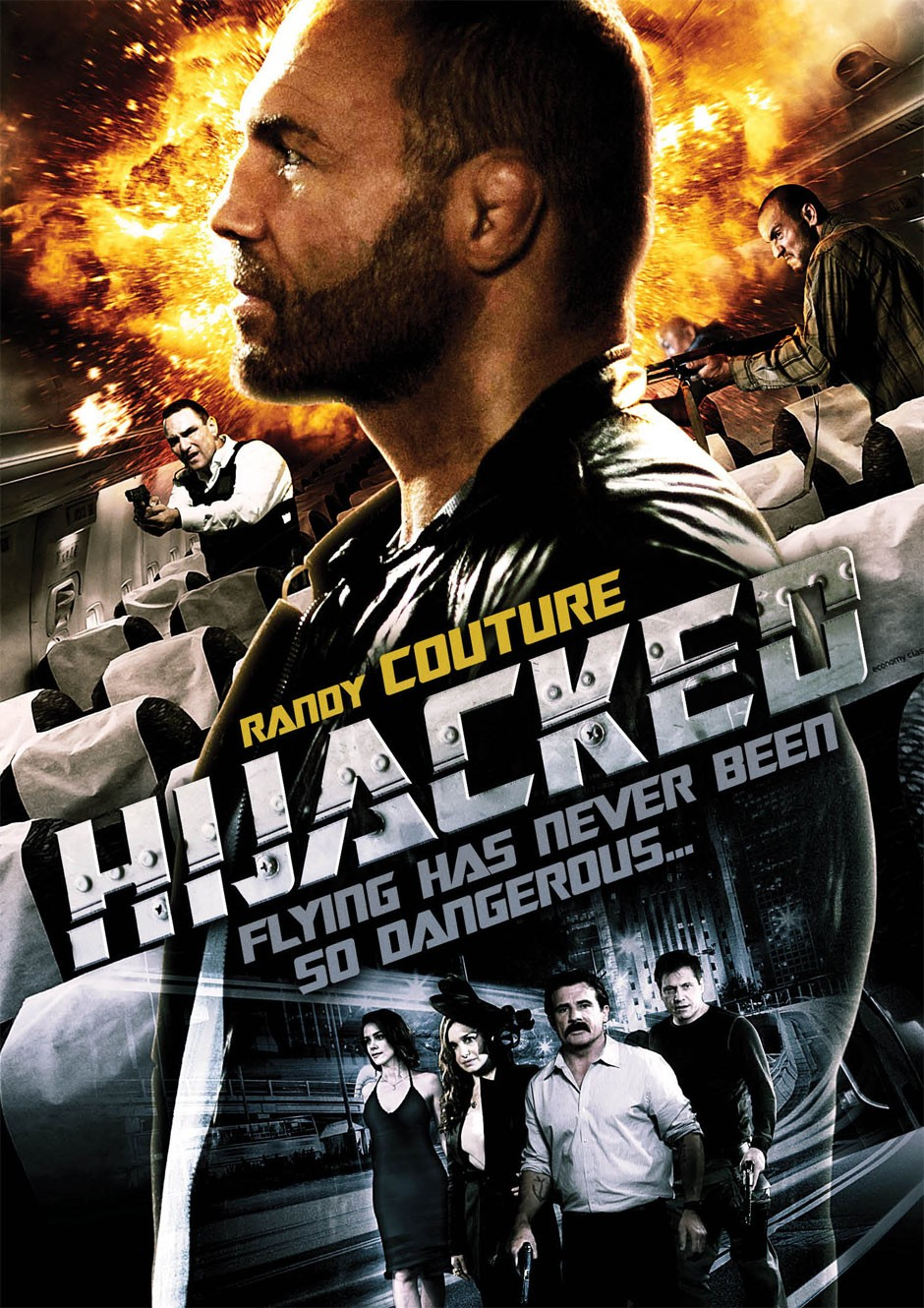 Hijacked | TRUEFRENCH MP4| DVDRiP AC3 | MULTI