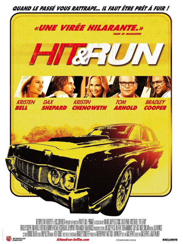 Hit and Run  [FRENCH] [Blu-Ray 720p]