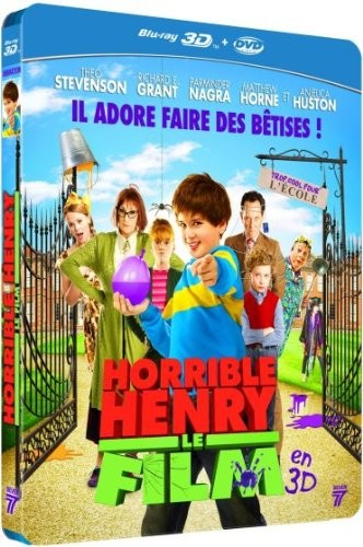 Horrible Henry [BluRay-1080P]