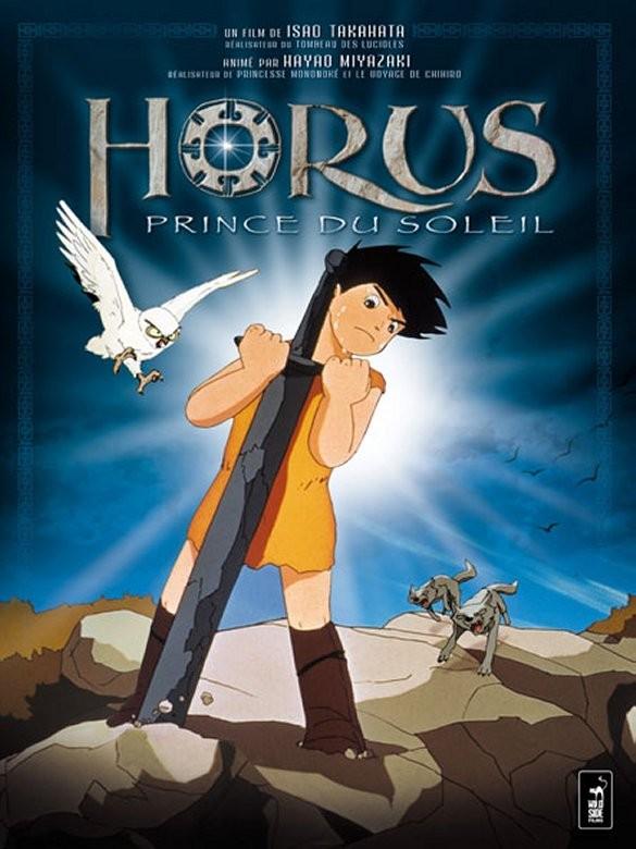 Horus, Prince du Soleil [DVDRiP] [FRENCH] [MULTI]