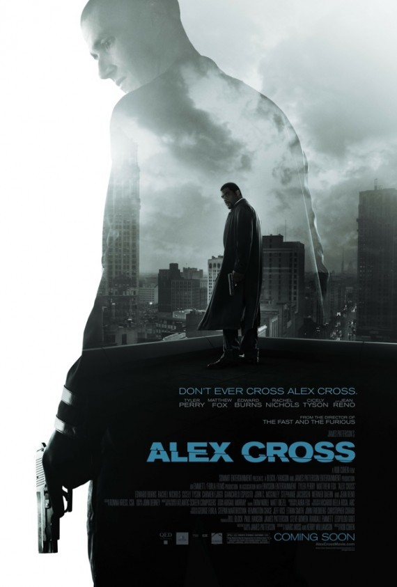 [MULTI] Alex Cross (2012) [BDRiP][VO]