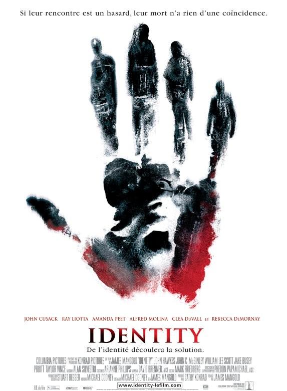 Identity [2CD] [BDRiP] [FRENCH] [MULTI]