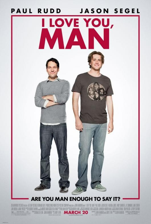 I love you, Man [DVDRiP] [FRENCH] [MULTI]