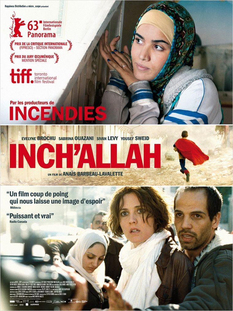 Inch Allah 2012 FRENCH DVDRiP [MULTI]