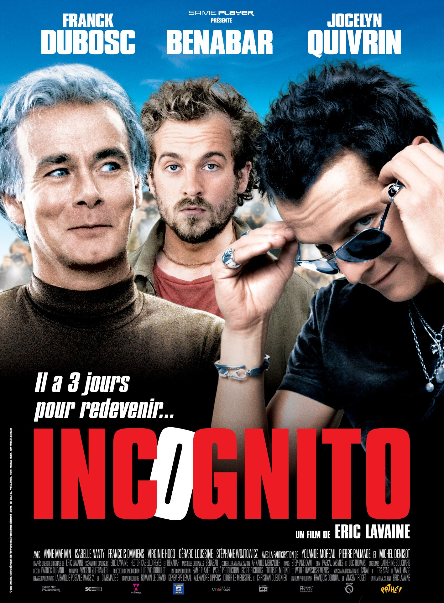 Incognito  | DVDRiP | FRENCH | UL | DF