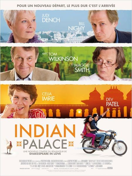 The Best Exotic Marigold Hotel (2012) [FRENCH] [DVDRiP]