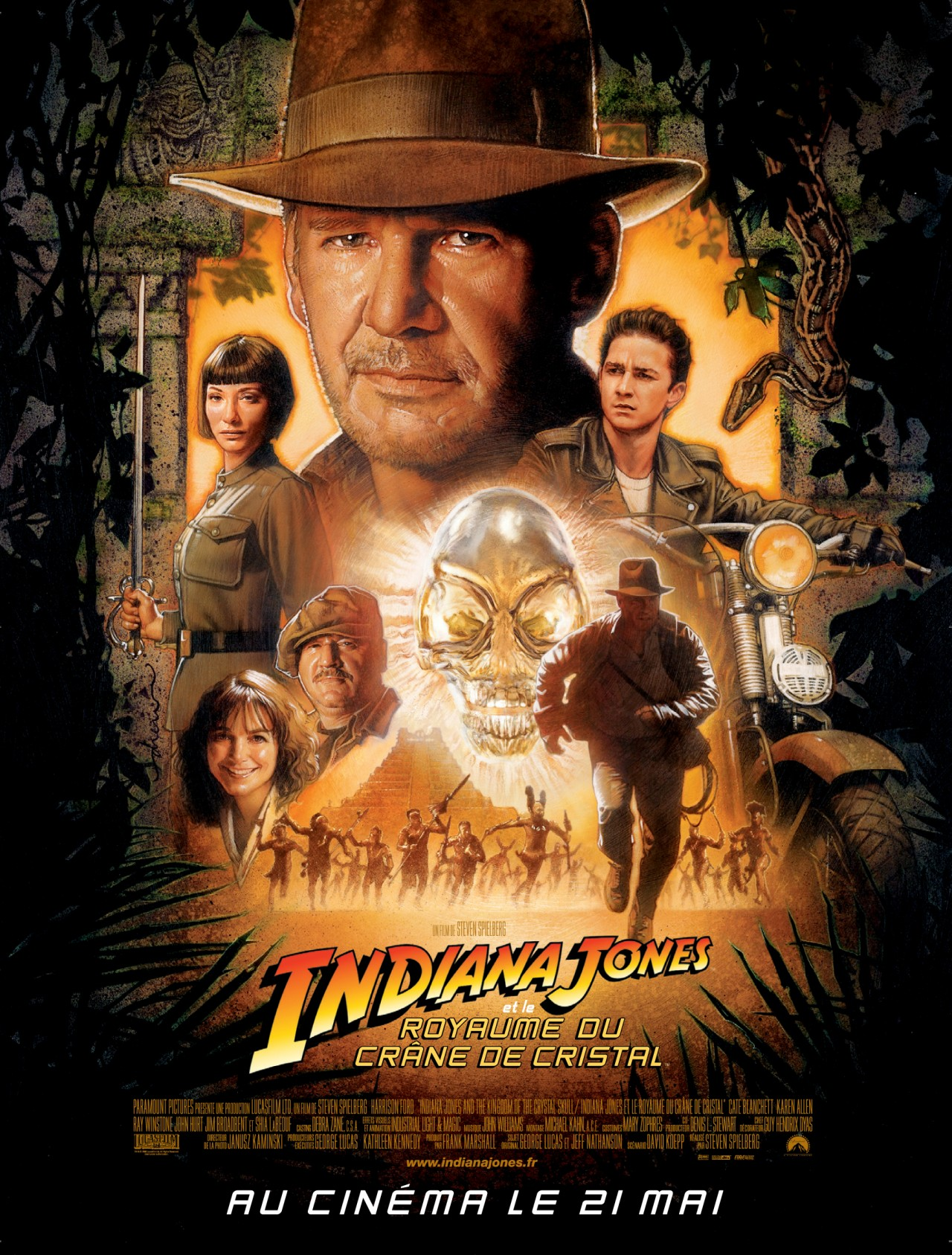 [MULTI] Indiana Jones 4 : le Royaume du Crâne de Cristal [TRUEFRENCH][DVDRiP]