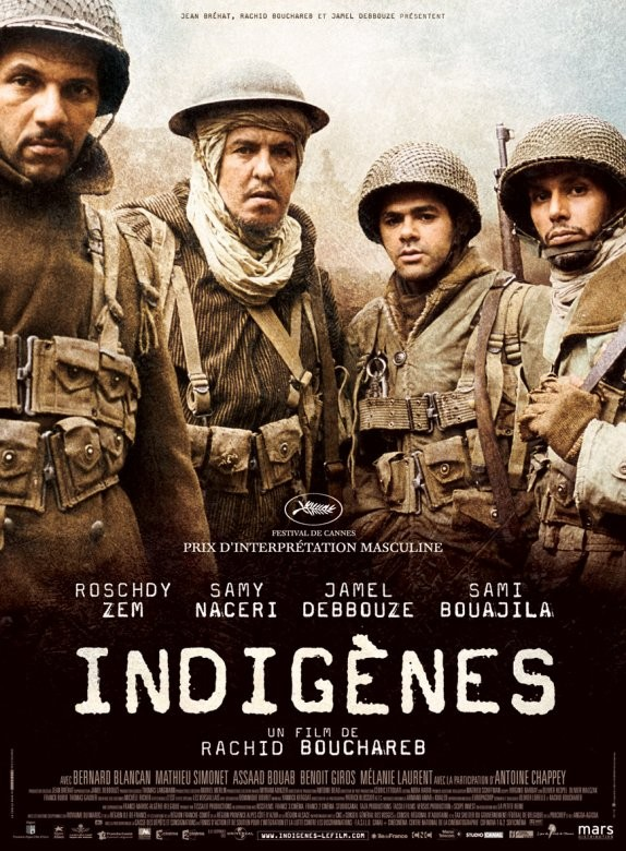 [MULTI] Indigènes [DVDRiP - AC3 - FRENCH SUBFORCED]