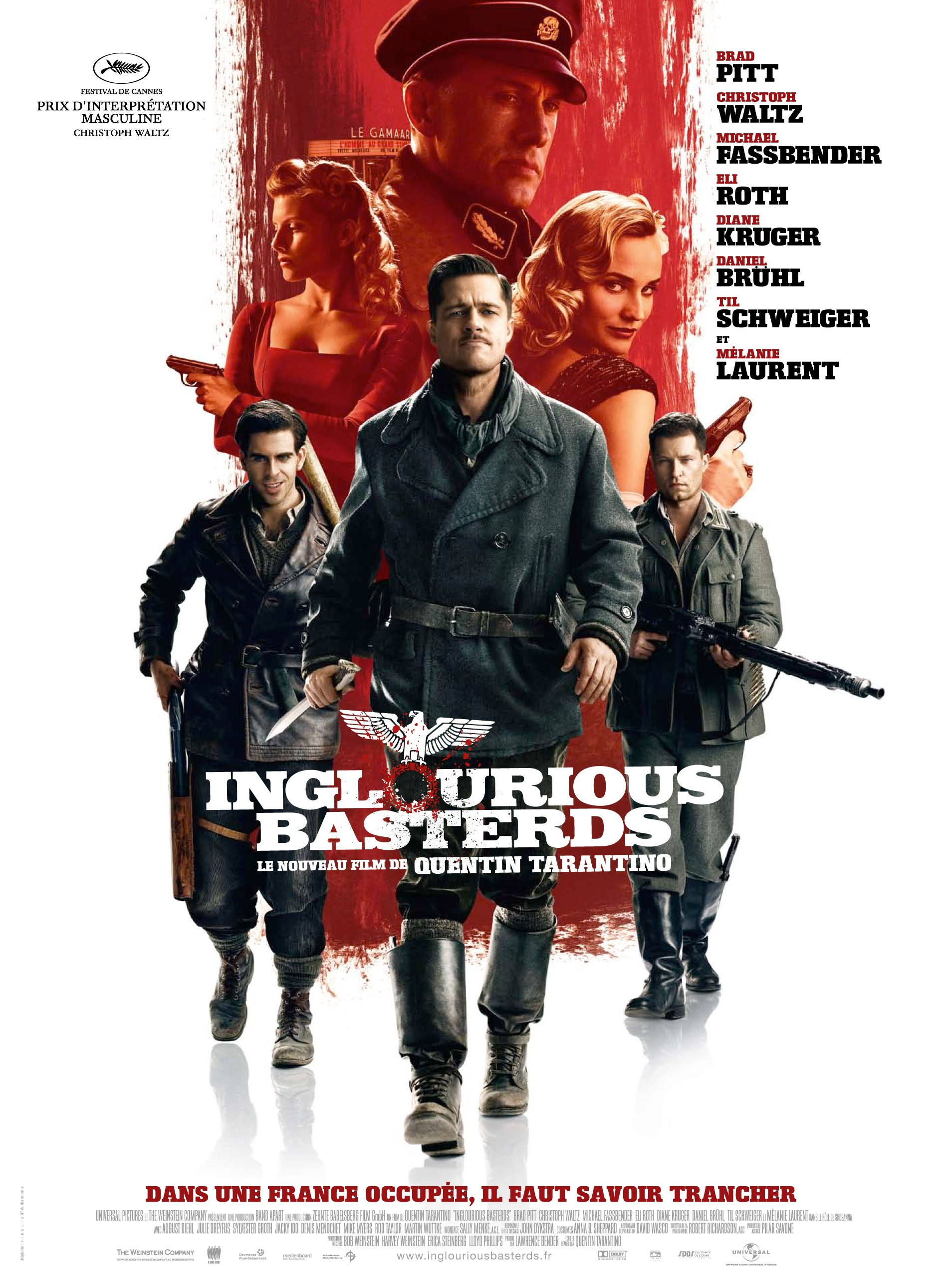 Inglourious Basterds [DVDRiP] [FRENCH] [MULTI]