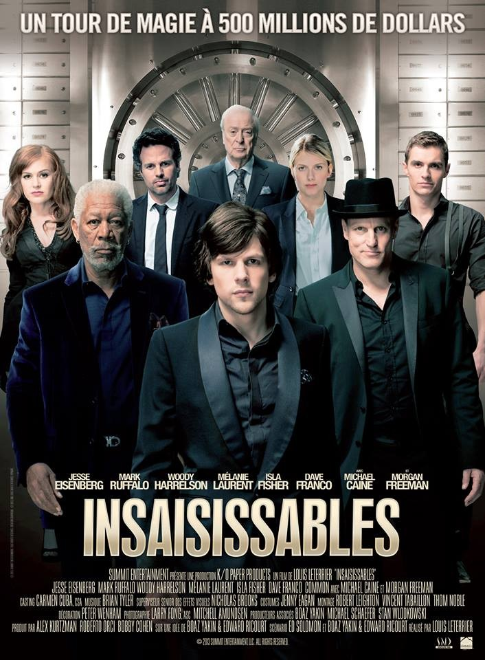 [MULTI] Insaisissables [DVDRiP] [FRENCH]