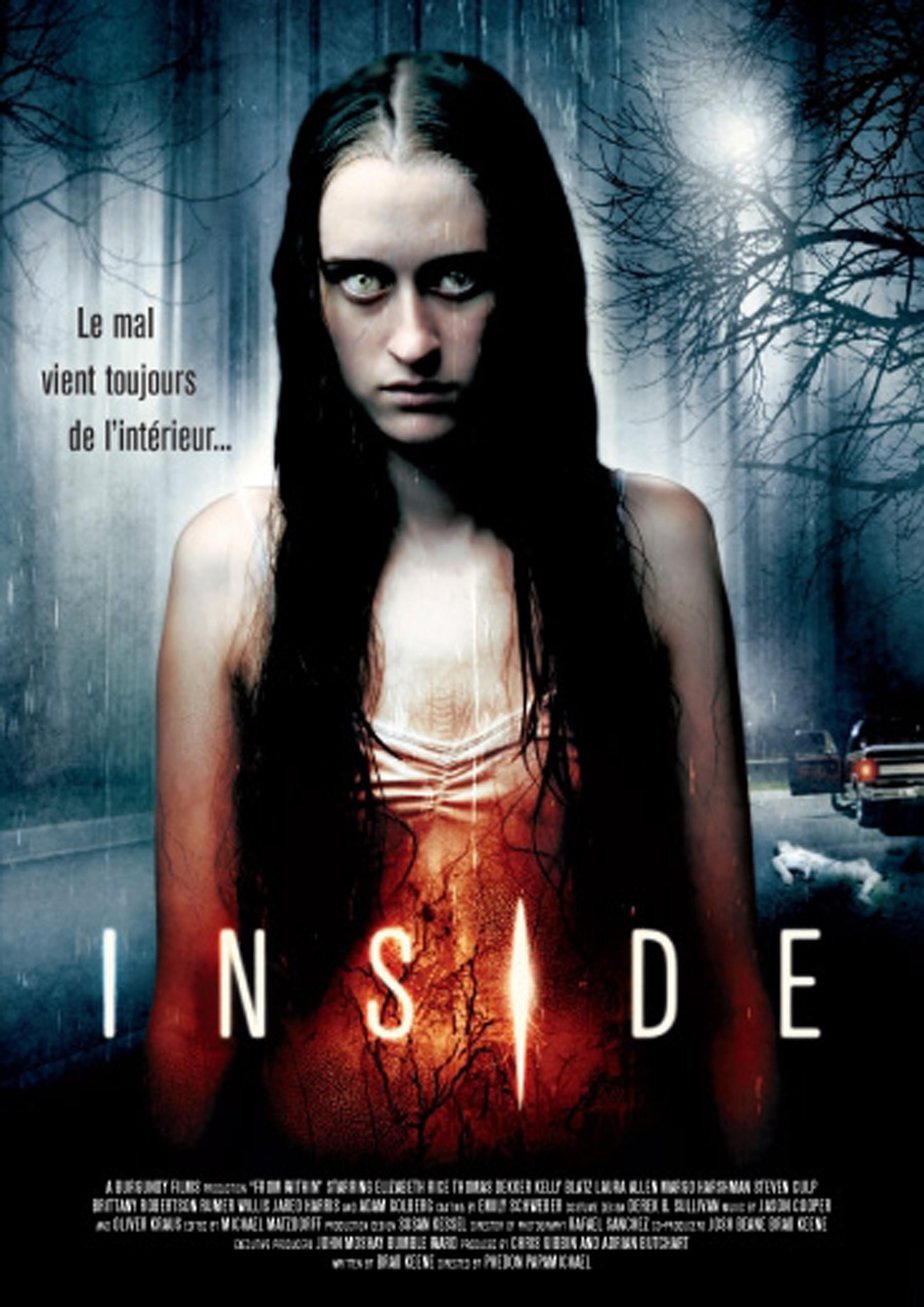 Inside for Inside 2007 dvd
