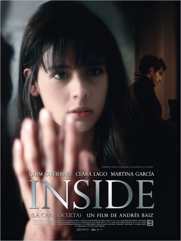 La Cara Oculta (Inside) (2012) 1CD [DVDRiP] [TRUEFRENCH] [MULTI]