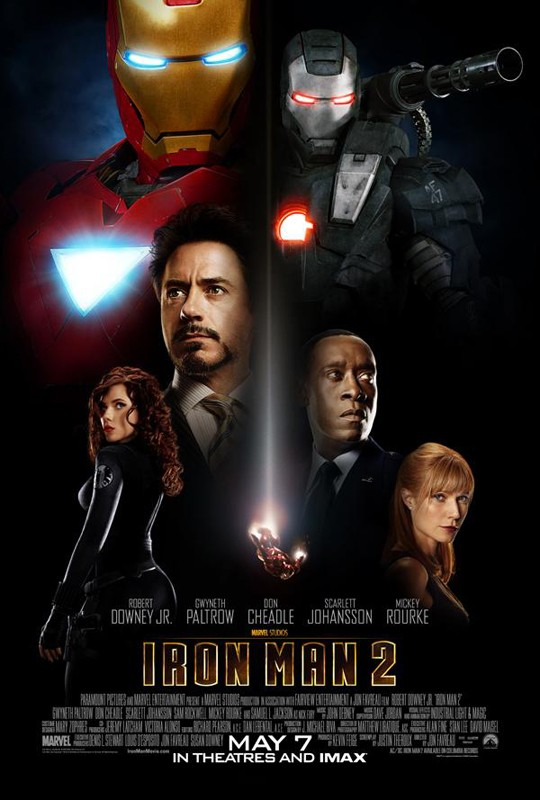 [MULTI] Iron Man 2 | French | Subforced [BRRiP]