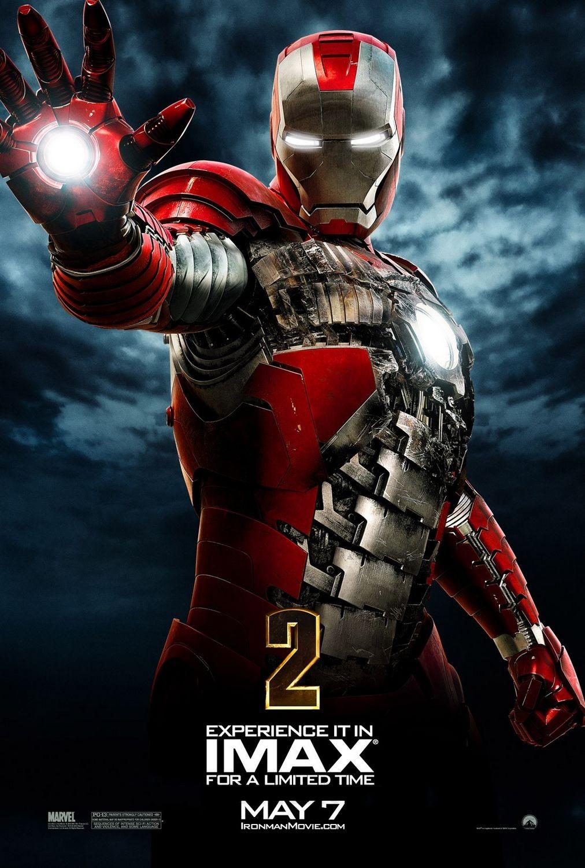 Affiche et Photos Iron Man 2  Affiche et Phot...