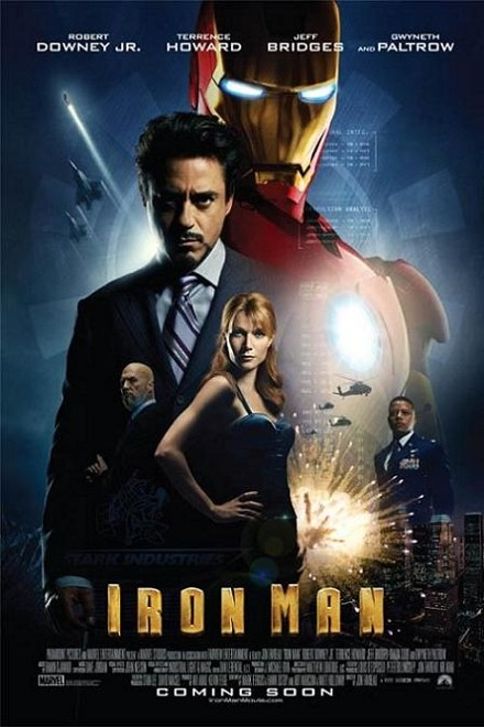 Iron Man  DVDRiP  FRENCH