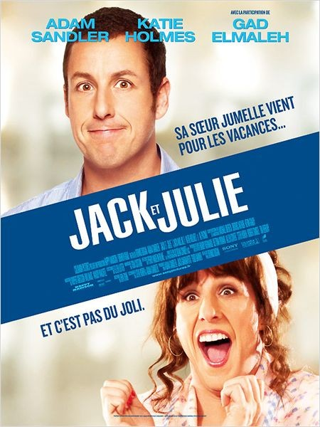 Jack And Jill 2011 [TRUEFRENCH] BRRip AC3 [MULTI]