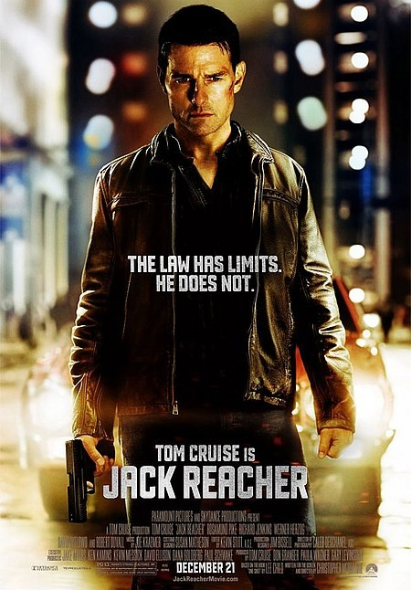 [MULTI] Jack Reacher [BDRiP] [MP4]