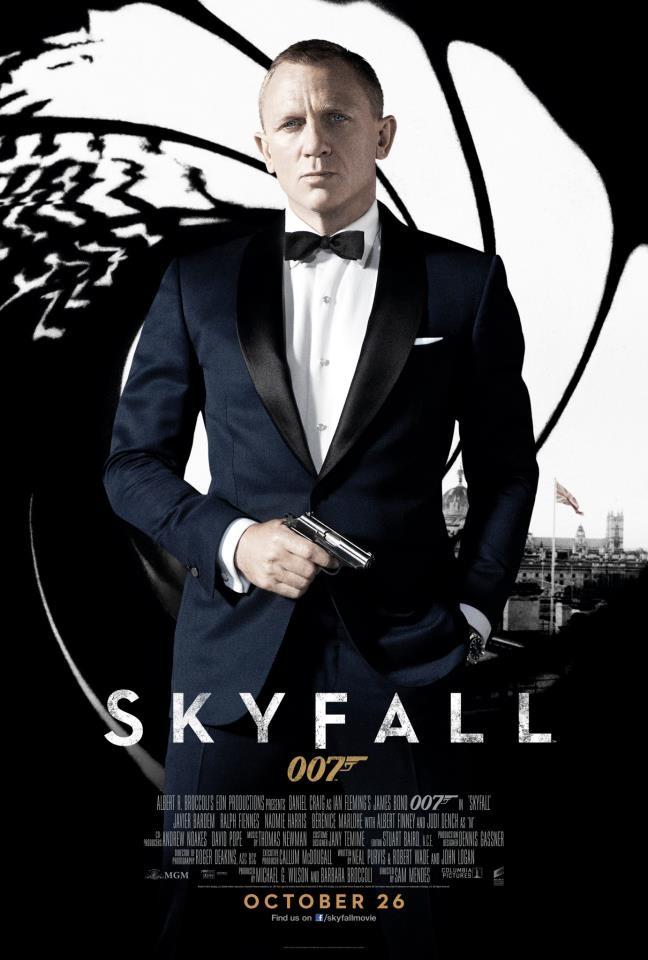 James Bond : Skyfall ( 2012)  [TS MD ] [TRUEFRENCH ]