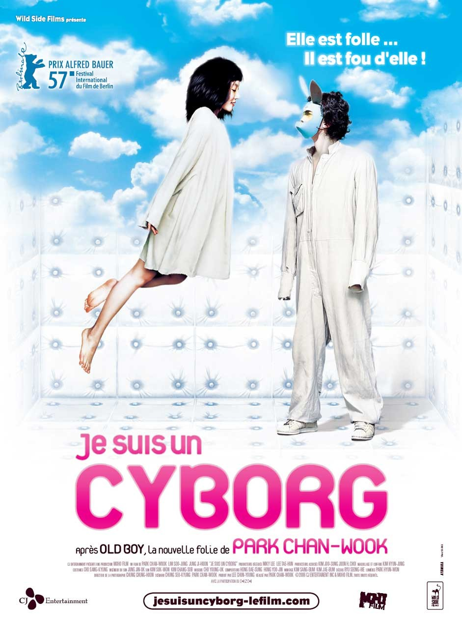 Je suis un cyborg | DVDRiP | FRENCH | UL | DF