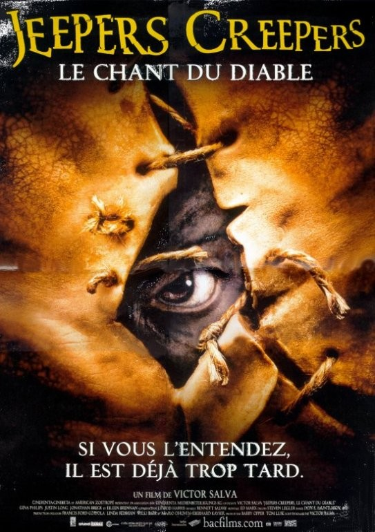 Jeepers Creepers, le chant du diable  [BDRiP] [FRENCH] [MULTI]
