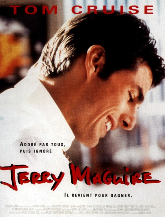 an analysis of music in the movie jerry maguire Music from jerry maguire use scene information to find out what that great song was in jerry maguire the movie.