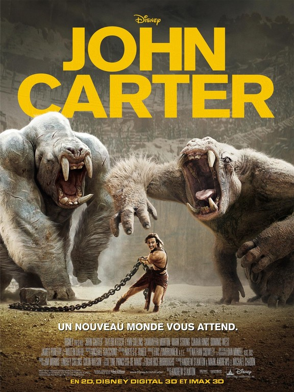 John Carter | Multi | BRRIP