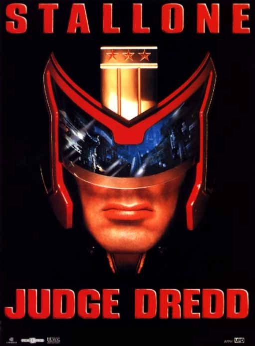 Judge Dredd [FRENCH] [BDRip] [MULTI]