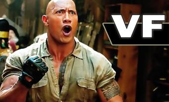JUMANJI 2 : Bienvenue dans la Jungle : la bande-annonce finale !