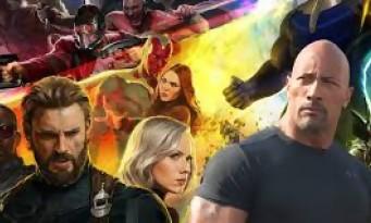 Dwayne Johnson veut  botter le cul des Avengers et défend DC !