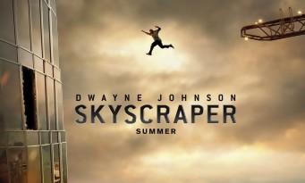 SKYSCRAPER : Dwayne Johnson s'offre son DIE HARD (bande-annonce)