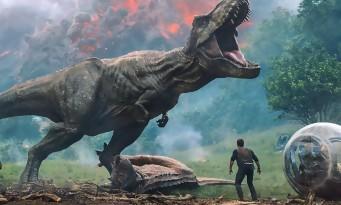 Jurassic World 2 : les dinos prennent le pouvoir dans la dernière bande-annonce