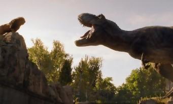 JURАSSІC WΟRLD 2 : Le T-Rex face à un Lion dans un nouveau teaser