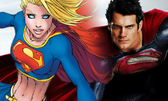 SUPERGIRL avec SUPERMAN dans MAN OF STEEL 2 ?