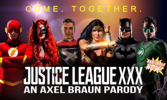 Justice League a droit à sa parodie porno