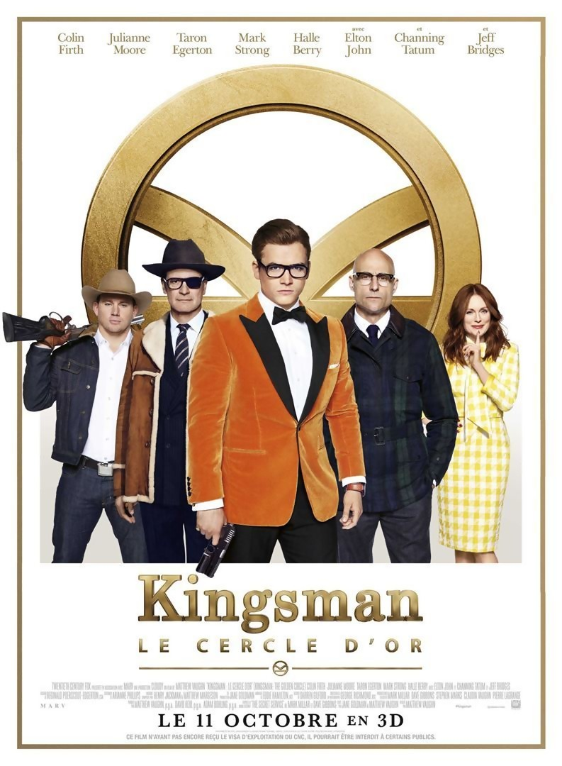 Kingsman 2 Streamkiste