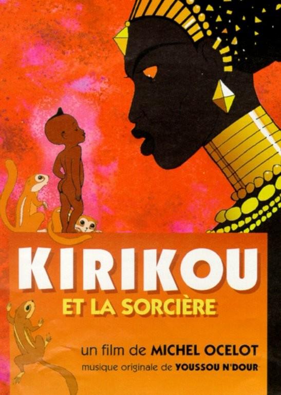 [MULTI] Kirikou et la Sorcière [DVDRiP]