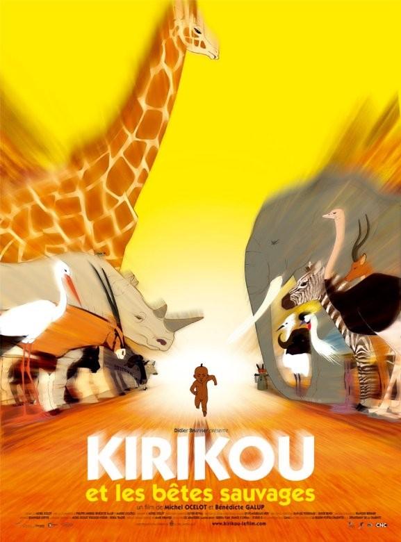 [MULTI] Kirikou et les Bêtes Sauvages [DVDRiP]