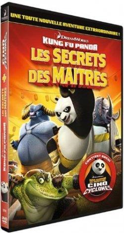 Kung fu panda les secrets des ma tres - Maitre kung fu panda ...