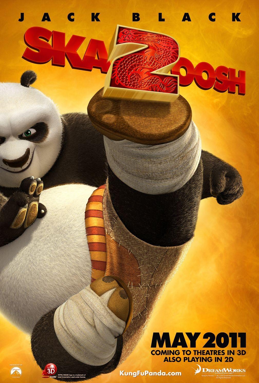 Film kung fu panda 2