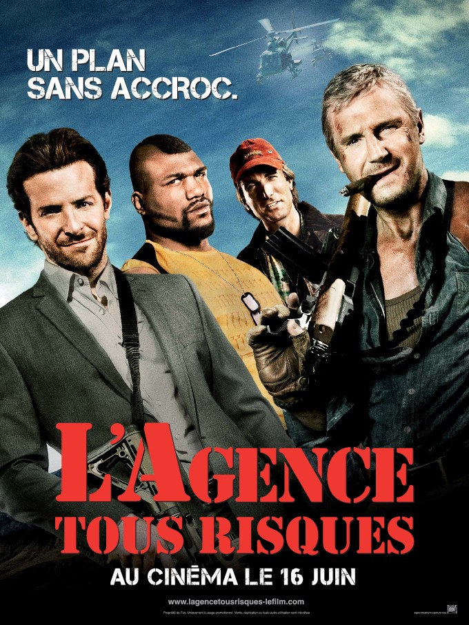 L'agence Tous Risques  [FRENCH SUBFORCED|BRRiP|AC3]